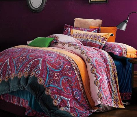 boho bedding sets boho chic bedding sets bohemian style bedding are comfy
