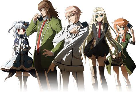 Anime Z X Ignition by Z X Ignition Blasts On Crunchyroll S Simulcast Lineup