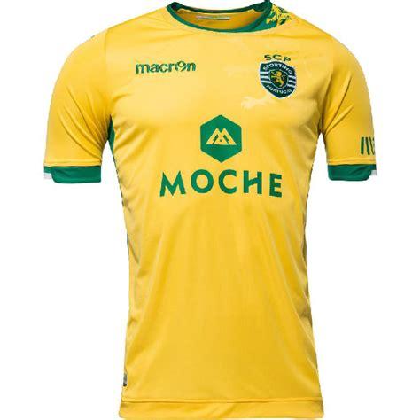 Jersey Liverpool Home Longsleeve 1516 15 16 sporting lisbon away yellow soccer jersey shirt