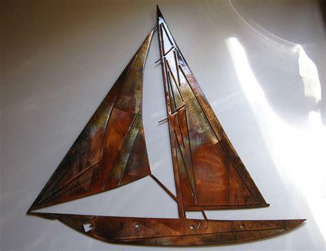 sailboat prints sailboat metal wall art