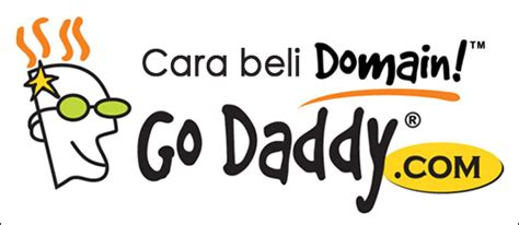 beli domain  godaddy