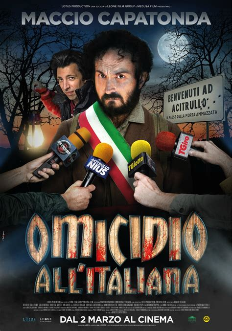 all italiana omicidio all italiana 2017