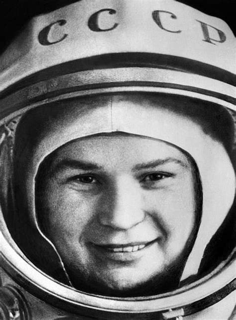 Valentina Tereshkova, la primera mujer astronauta: engañó