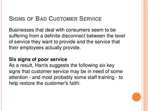 Complaint Letter Of Bad Customer Service Complain Bad Customer Service