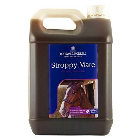 5 6 Horse Rugs Dodson Amp Horrell Stroppy Mare Supplement For Horses