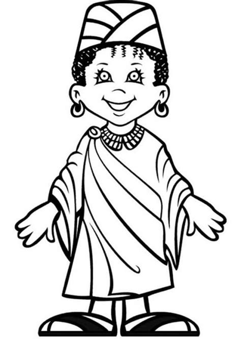 African For Kids   Free Coloring Pages on Art Coloring Pages