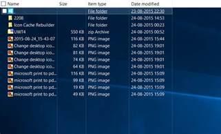 Small Desktop Windows 10 Change Desktop Icons View In Windows 10