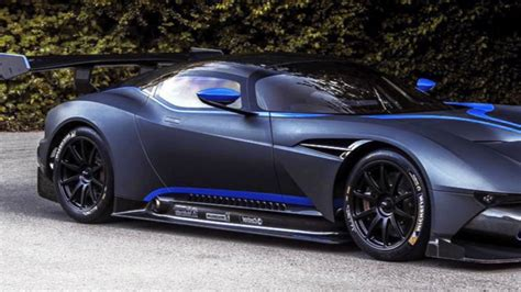 Aston Martins For Sale by Aston Martin Vulcan For Sale 24 Produced