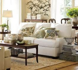 Pottery Barn Livingroom home design interior and garden living room sofa design