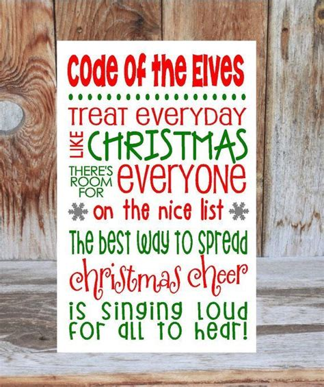 printable elf signs 25 best ideas about christmas wood on pinterest