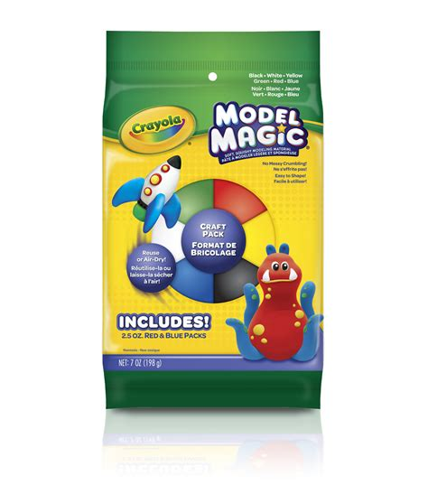 craft packs for crayola model magic craft pack jo