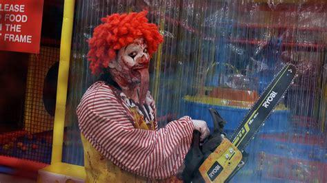 ronald mcdonald playground slaughter badchix magazine