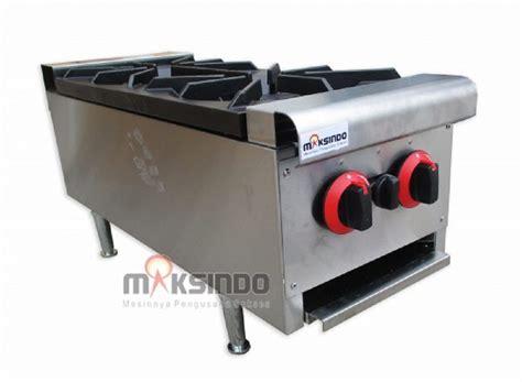 Oven Gas Malang jual gas stove mks stv2 di malang toko mesin maksindo