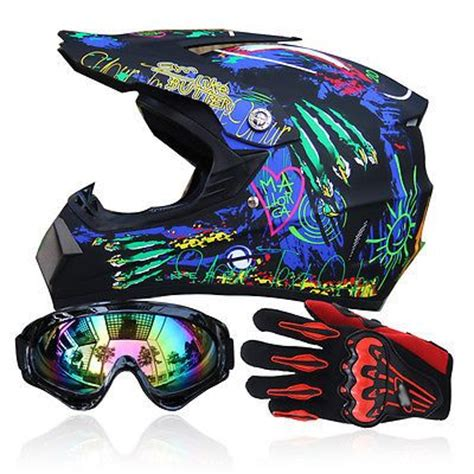 motocross helmet and goggles 1000 ideas about motorcycle goggles on