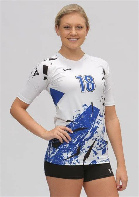 design nike volleyball jersey shattered women s half sleeve sublimated jersey sleeve