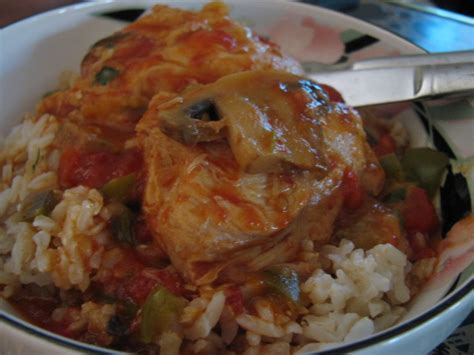 chicken cacciatore pressure cooker recipe food com