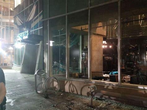 hornets fan shop hours hornets fan shop re opens after looting wccb