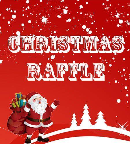 christmas raffle themes christmas raffle winners news tynedale rfc