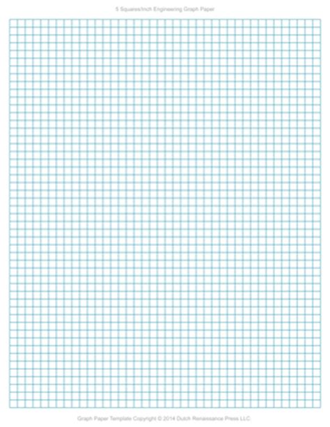 8 5x11 Paper Greeting Card Template by Engineering Graph Paper Template 8 5x11 Letter Printable Pdf