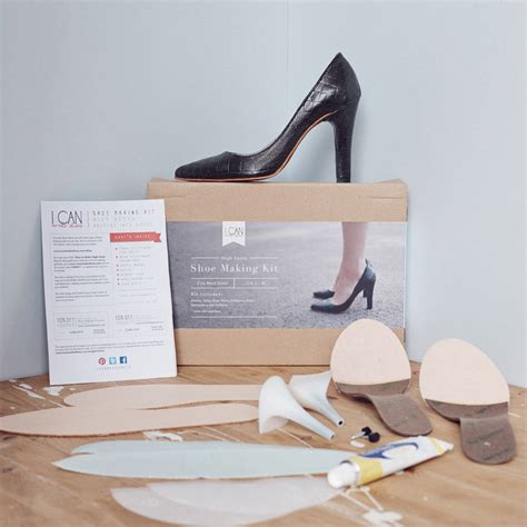 shoe kit high heels by i can make shoes