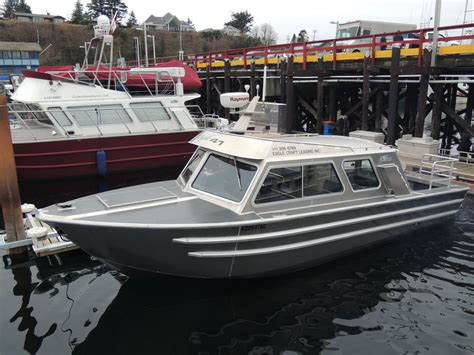 quebec fishing boat builders commercial vessels eaglecraft aluminum boats builders