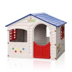 grand soleil casa maisonnette enfants plastique jardin