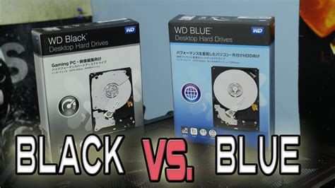 Hardisk Wd Black 1tb wd blue vs black is there any difference 1tb 10ezex vs 1tb 1003fzex