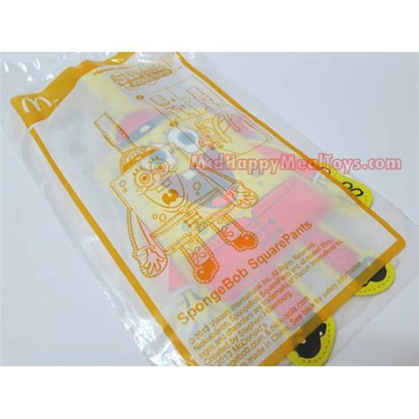 Ready Mcd Gift Card Limited Edition Mcdonald Gift Card Voucher 200k spongebob squarepants card pouch cny edition