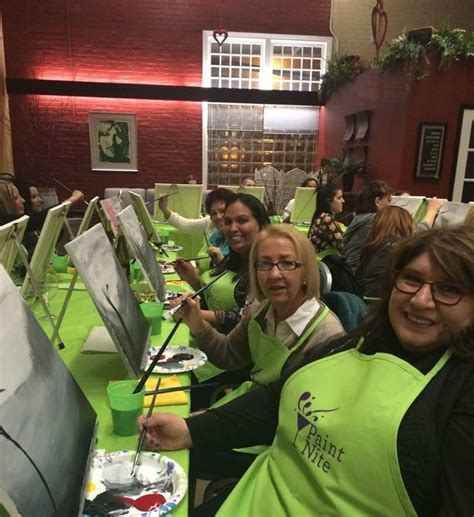 paint nite yakima event space yakima wa antolin cellars