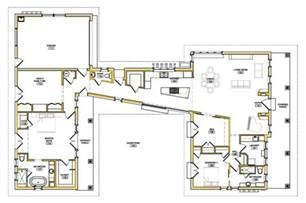 Charming Modern U Shaped House Plans #2: U-Shaped-Modern-House-Plans-Design.jpg