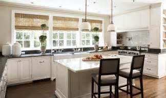 stylish kitchen window treatment ideas design