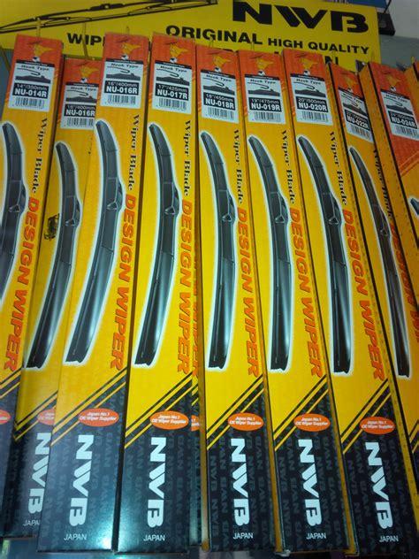 Wiper Blade Jazz Rs Wiper Jazz Rs Bosch Original jual wiper nwb hybrid seperti ori untuk jazz rs freed