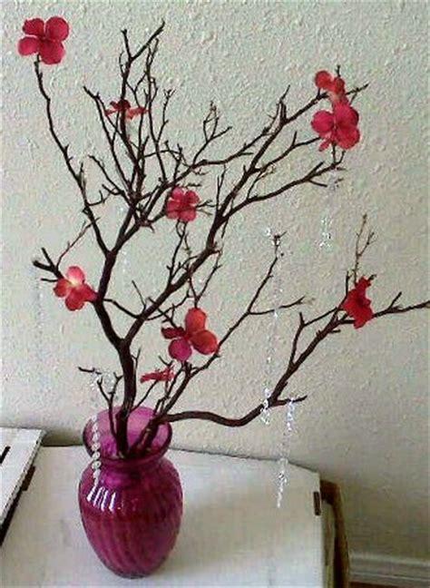 tree branch centerpieces diy diy manzanita tree centerpiece quotes