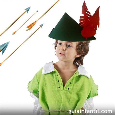 como hacer un sombrero de robin hood en fieltro sombrero de robin hood manualidades de disfraces