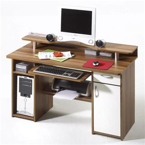 Mango Computer Desk Sleigh Walnut Solid Mango Computer Desk Go Furniture Co Uk