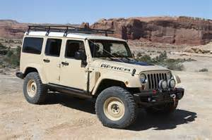 Safari Jeeps We Get Handsy With The 2015 Easter Jeep Safari Concepts