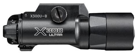 surefire x 300 surefire x300 ultra led handgun gun weaponlight