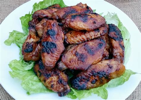 hot chicken wing marinade 3 ingredient chicken wings recipe great for summer grilling