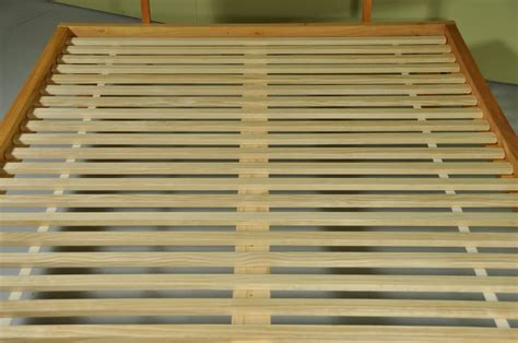 slate bed frame cubi slat bed frame innature