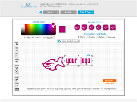 free logo design with text easy diy creating a logo without hiring a designer