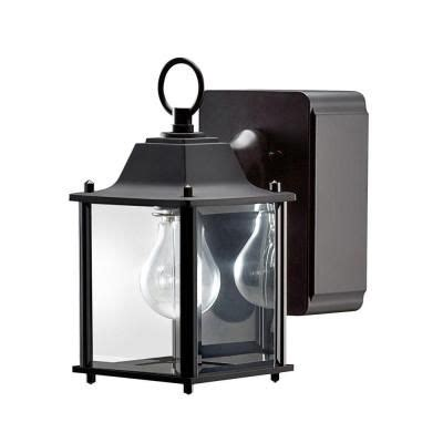 outdoor wall light with built in outlet photo 4 no