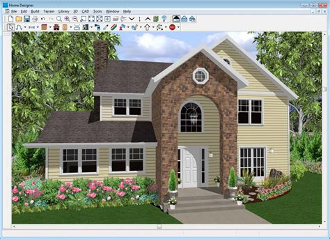 Exterior Home Design Software Free by Free Exterior Home Design Software Soleilre