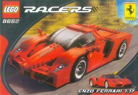 Lego Ferrari Enzo by Lego 8652 Enzo Ferrari 1 17 Set Parts Inventory And