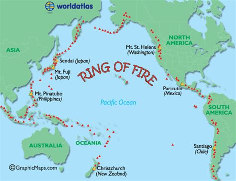 ring of fire mp ring of fire map major world volcanoes active world