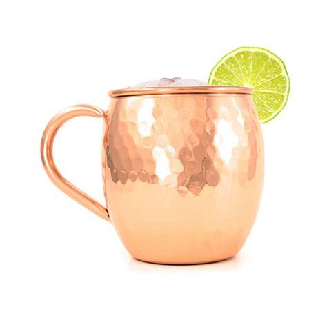 Handmade Copper Mugs - artisan s anvil handmade hammered barrel copper mug