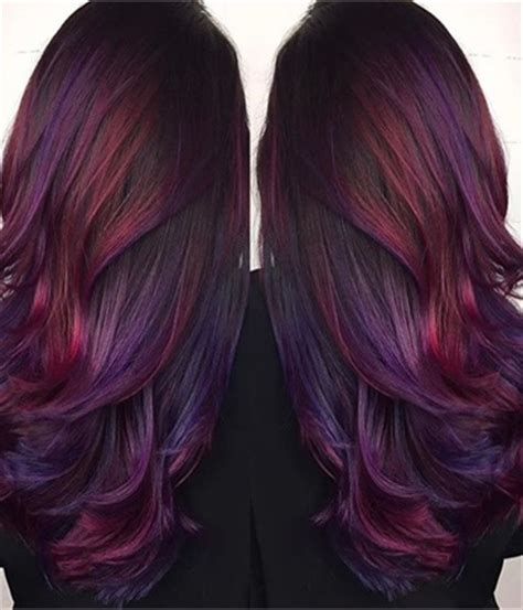 5vv hair color purple hair color formulas