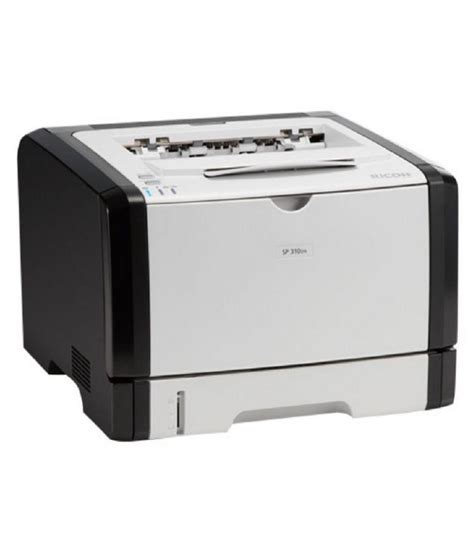 Printer Laser Jet Ricoh ricoh sp310dn single function b w laserjet printer buy ricoh sp310dn single function b w