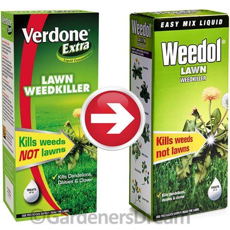 Patio Weedkiller by 1l Scotts Weedol Verdone Fast Acting Lawn Weedkiller