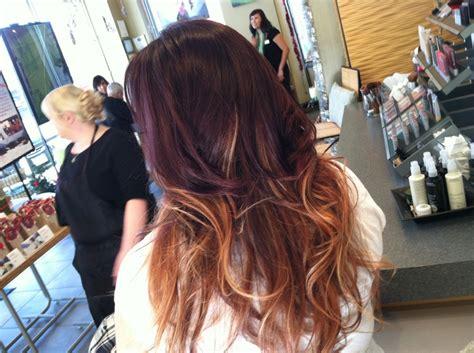 ambre hair ambre hair color awesome hair pinterest