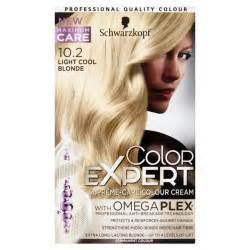 schwarzkopf hair color reviews schwarzkopf color expert 10 2 light cool hair dye